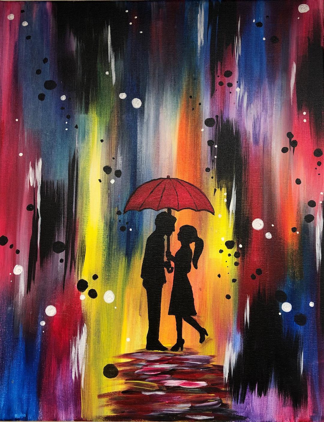 Rainbow Love in the Rain (Online)
