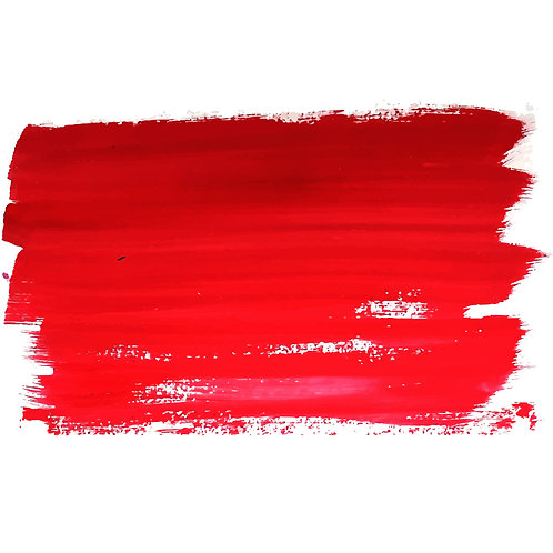 2oz Red Acrylic Paint