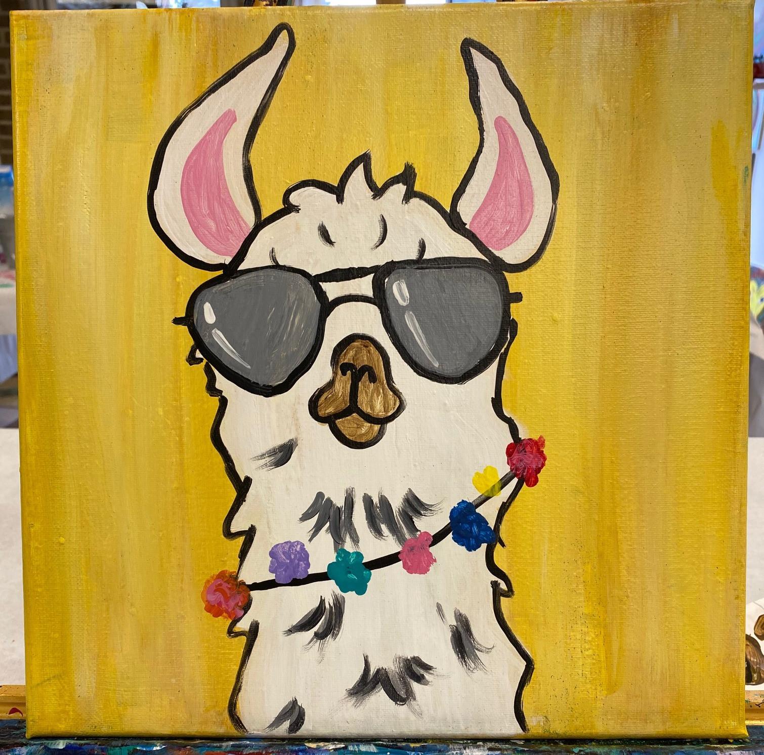 Cool as a Llama (Online)