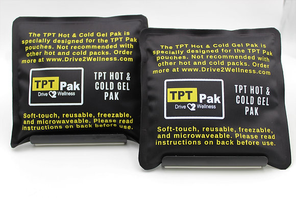 TPT Hot and Cold Gel Pak Set