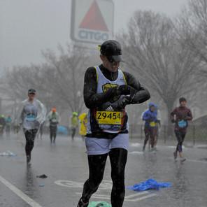 Rain or Shine, we run!