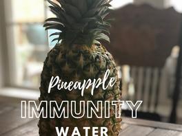 Pineapple Immunity Water