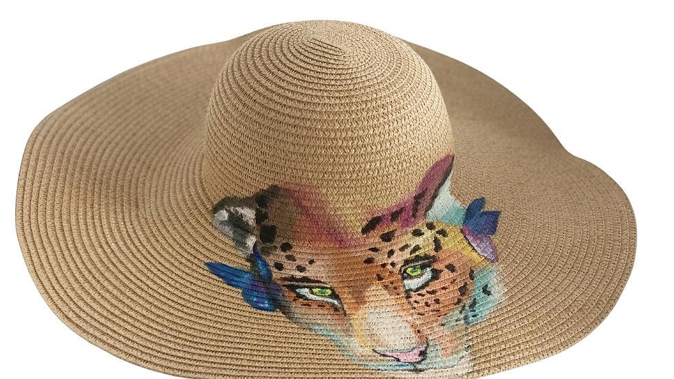 Sombrero mariposas
