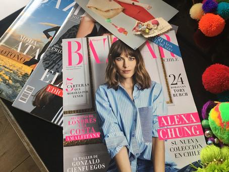 Revista Harper's Bazaar ... Mi INSPIRACIÓN