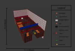 Portal 2 : Perspective Map