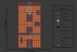 Portal 2 : Top Down - Map