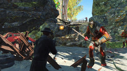 Fallout 4 : Lesser Evil -- In-Game Screenshot 07