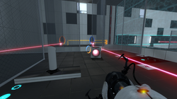 Portal 2 : Can You See it? -- In-Game Screenshot 08