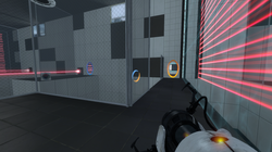 Portal 2 : Can You See it? -- In-Game Screenshot 06