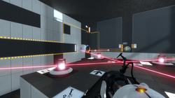 Portal 2 : Can You See it? -- In-Game Screenshot 02