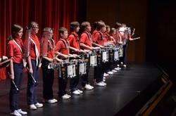 Drumline Feature at BPAC