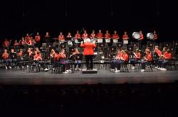 Junior Redcoats In Concert