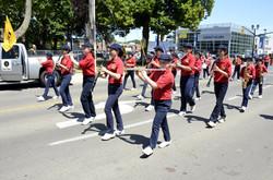 Band on Parade