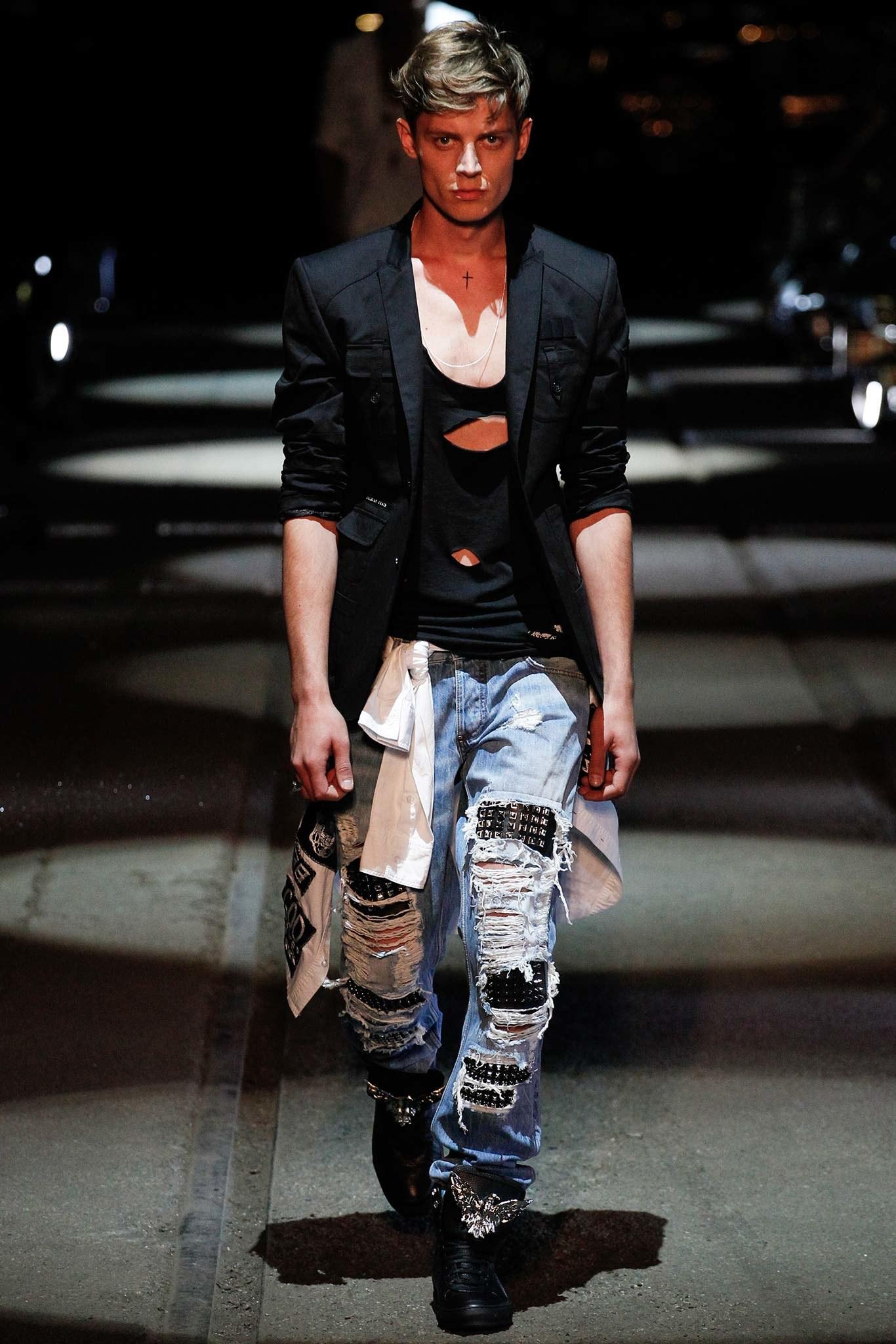 fashion production philipp plein