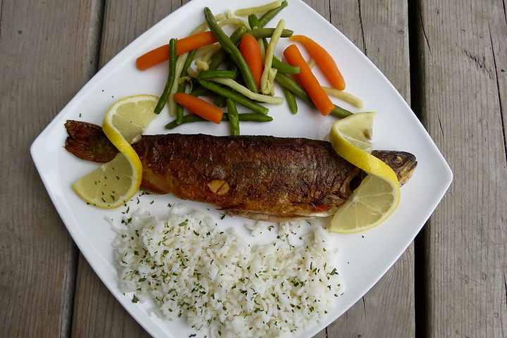 Big Interval Fishing Lodge Restaurant