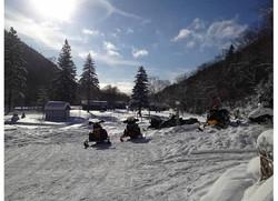 Cape Breton Snowmobiling