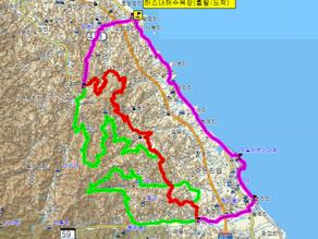 2nd Pre-ride plan(Yangyang)