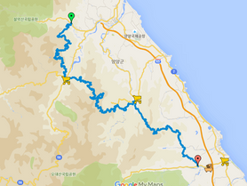 Overnighter 95km course added.