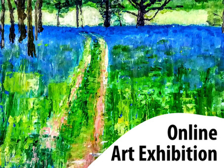 Online Art to support the MS Centre, Halton