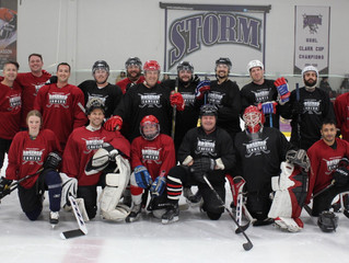 UpSellit Raises Over $10,000 for Cancer Community with FOWC Charity Hockey Game