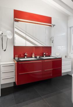 Umbau Badezimmer, Aarberg