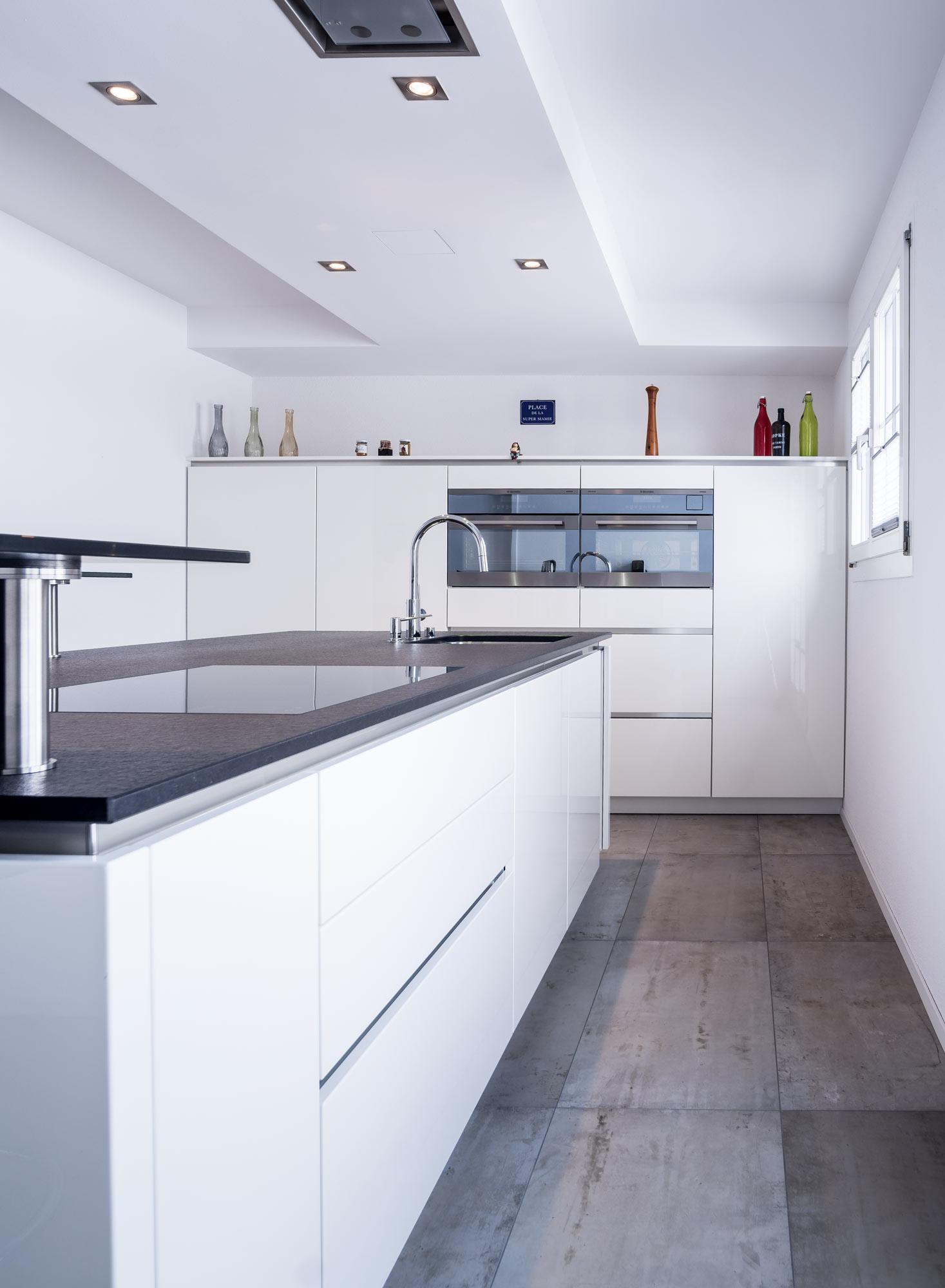 Umbau Küche, Busswil