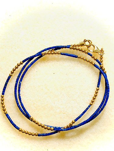 Lapis and Gold