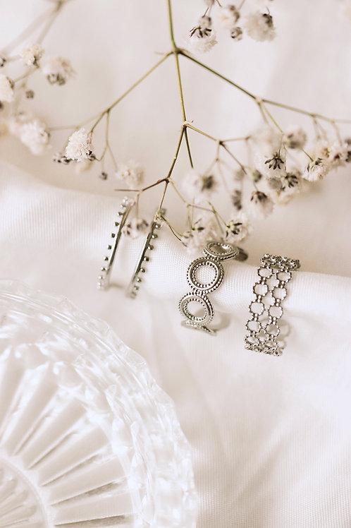 Bali Silver Rings