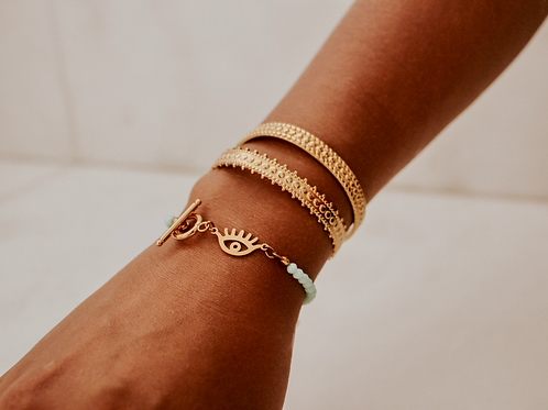 Mimosa Bracelets
