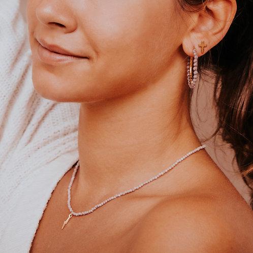 Delicate Natural Stones Necklaces