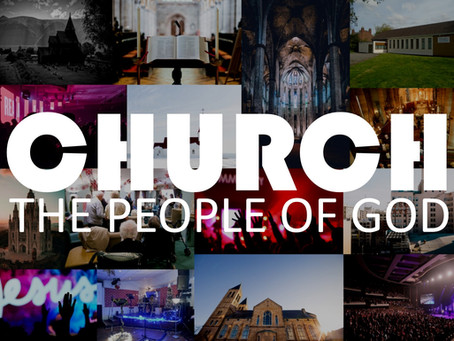 Church was never just the service or the building...