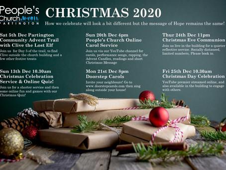 Christmas Time 2020