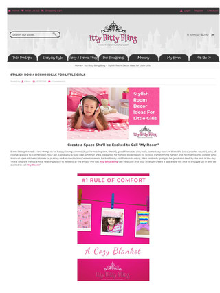 Stylish Room Decor Ideas for Little Girls