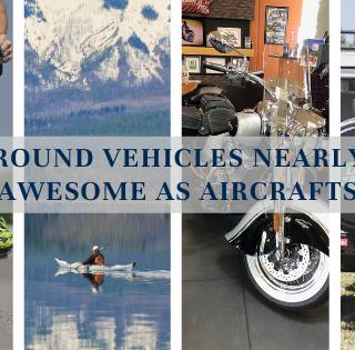 4 Ground Vehicles