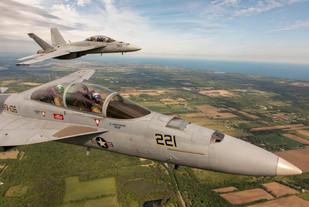 Super Hornets - US Navy Tac Demo Team