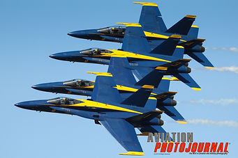 Blue Angels Thunderbirds