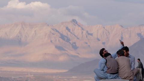 The Afghan Healers