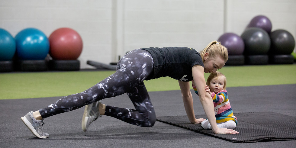Mummies on a Mission - 4-Week Postnatal Fitness Course