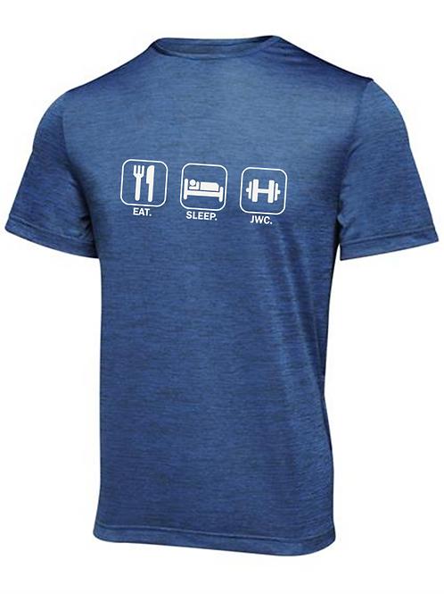 Eat Sleep JWC Mens T-Shirt