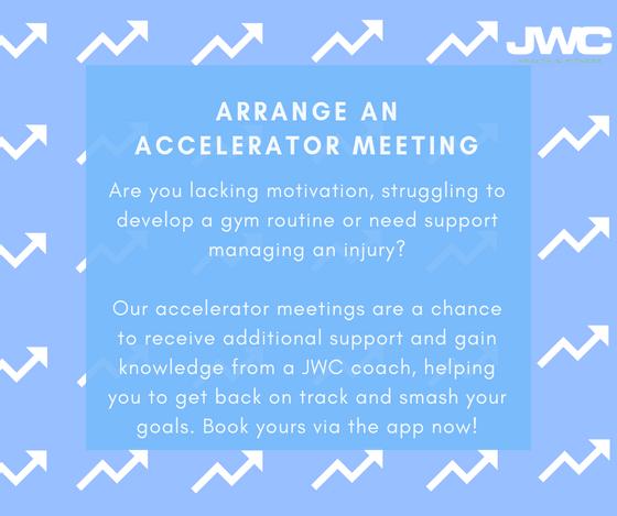Accelerator Meetings
