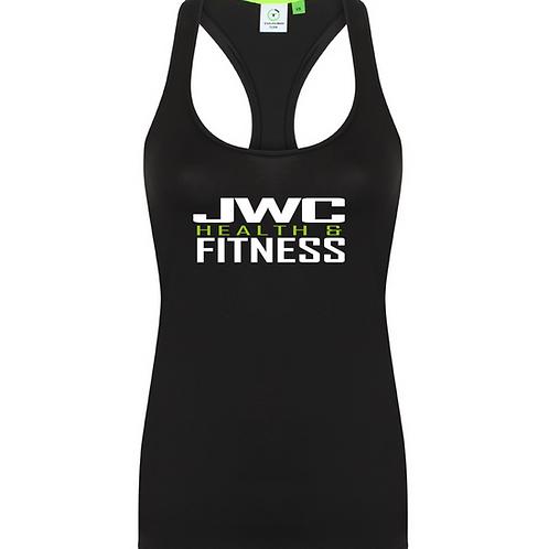 Ladies JWC Black Tank