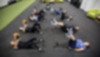 Group Personal Training and fitness classes at JWC Health and Fitness Holmes Chapel