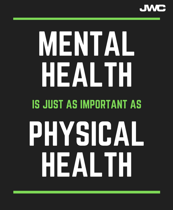 The link between mental and physical health