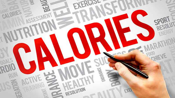 How many calories should you consume?