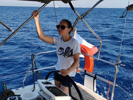 Art&Sailing в Греции