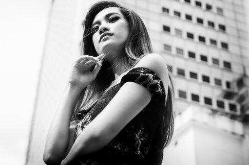 Veronika Read - Low Yatt photoshoot