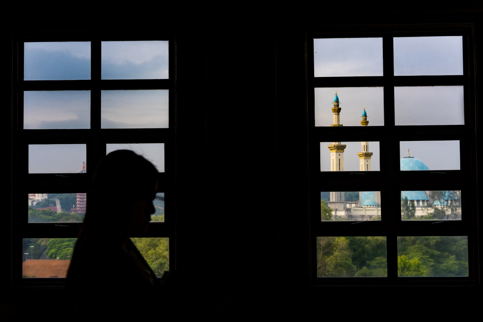 Veronika Read - The view from Kuala Lump