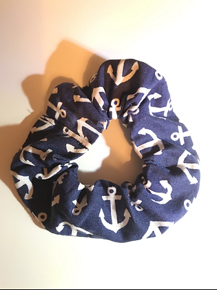 Anchor Scrunchie, Youth
