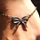 Thumbnail: Bronze Bow Bracelet