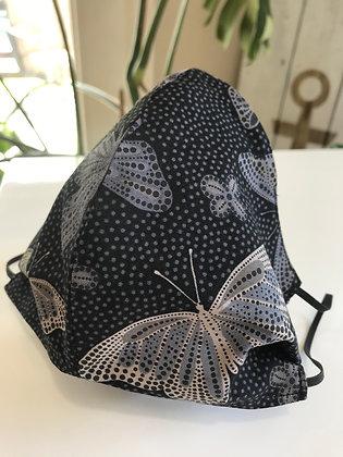 Black Butterfly, Shaped Mask